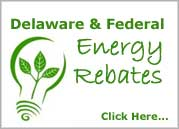 Delaware and Federal Energy Rebates